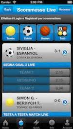 sisal match point mobile sisal matchpoint app mobile android iphone e windows phone
