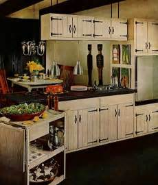 Painting Pine Kitchen Cabinets Kitchen Cabinet Doors For Knotty Pine Or Painted Quot Coolonial Quot Kitchens Retro Renovation