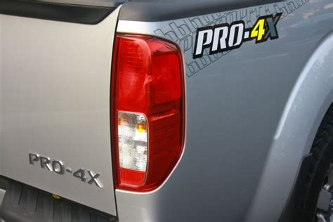 nissan frontier decal nissan frontier pro 4x badge and decal photo 53437974