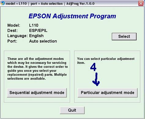resetter epson l110 communication error how to reset epson l110 printer tools