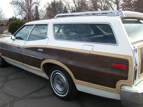 Gran Torino Station Wagon by 1976 Ford Gran Torino Station Wagons For Sale Autos Post