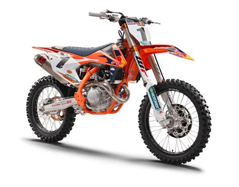 Ktm 450 Sx F Factory Edition 2017 Ktm 450 250 Sx F Factory Edition Motorcycles Unveiled