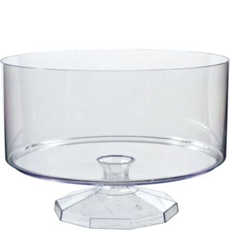 buffet plastic containers clear trifle container 7 1 2in city 3 99 for bar baby shower bottles booties