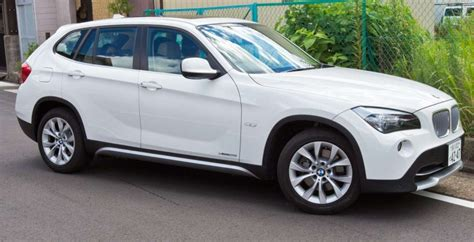 crossover cars bmw bmw x1 crossover review 2012 slashgear