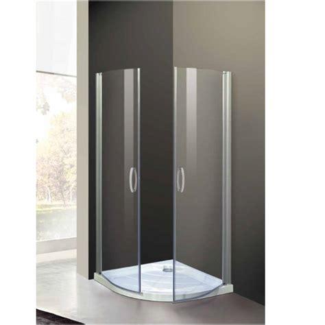 ante box doccia box doccia semicircolare a due ante a battente 8000 da 80