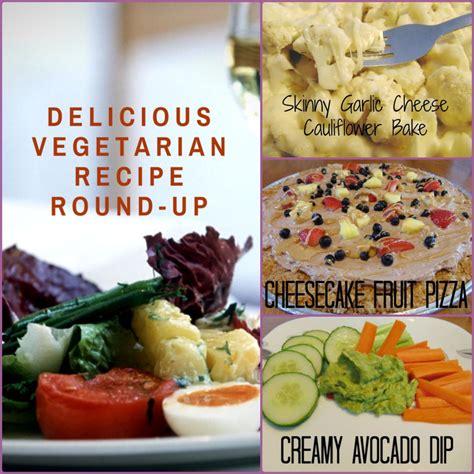 delicious vegetarian recipe round up