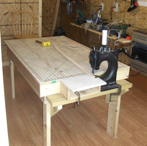 leather working bench harbor freight workbench or alternative leather tools