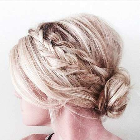 30+ new braided updo hairstyles | hairstyles & haircuts