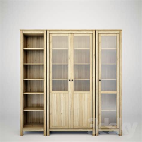 living room display cabinets ikea 3d models wardrobe display cabinets ikea hemnes