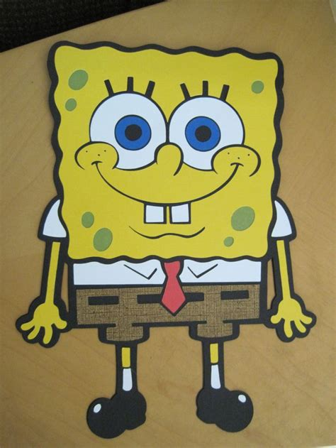 Spongebob Birthday Card Spongebob Birthday Card Cards Pinterest