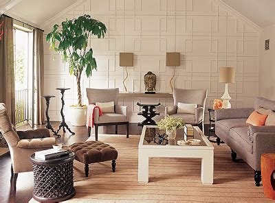 decora  disena salas estilo zen