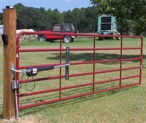 automatic gate farm gate automatic openers