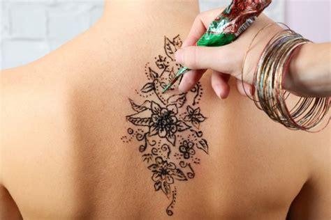 imagenes de tatuajes de jena tatuajes de henna cosas que deber 237 as saber sobre ellos