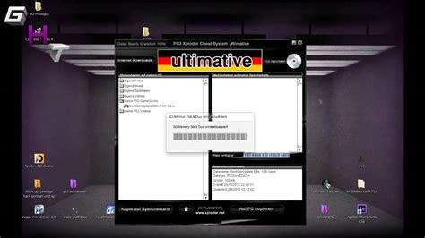 tutorial hack ps3 ps3 black ops prestige hack tutorial 3 55 xploder ger