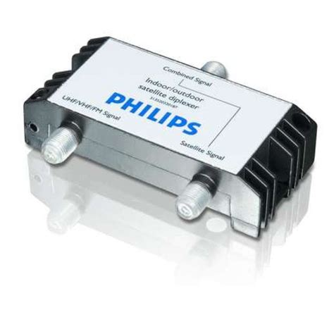 philips diplexer satellite antenna angel electronics