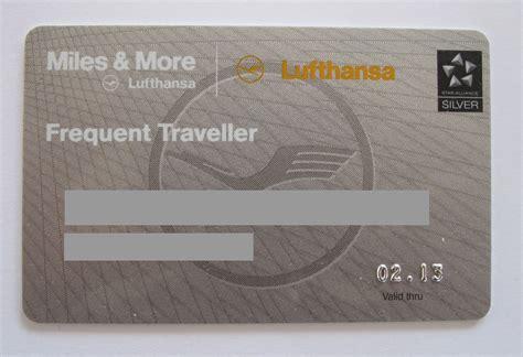 senator kreditkarte versicherung lufthansa card abrechnung lufthansa more