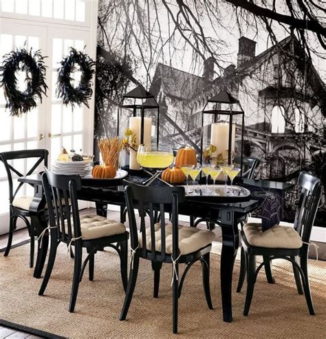 scary home decor reimagining your den s decor for a spooky halloween party