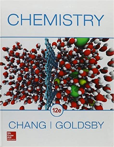 chang books chemistry chang goldsby 12th edition salebookcenter
