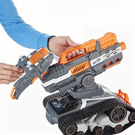 nerf remote control tank nerf n strike elite terrascout drone blaster top toys 2016