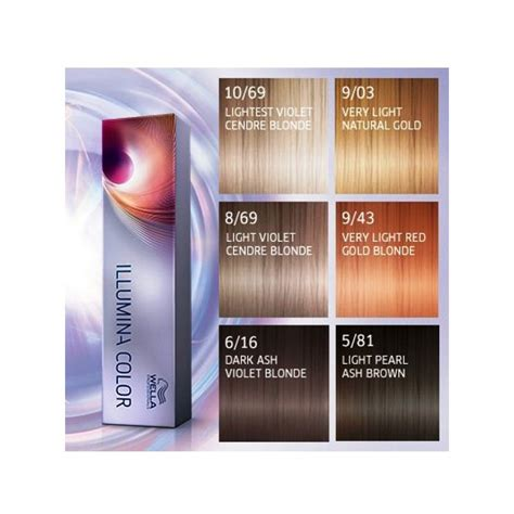 illumina color wella wella professionals illumina color