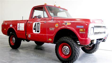 baja truck 1969 chevrolet steve mcqueen baja hickey race truck f239