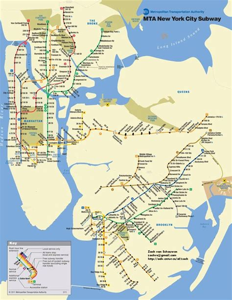mta maps nyc mta new subway map as of november 1 2012 doslives