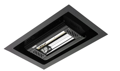 Recessed Ceiling Heaters by Infrared Ceiling Heater Apollo Recess Single Tansun