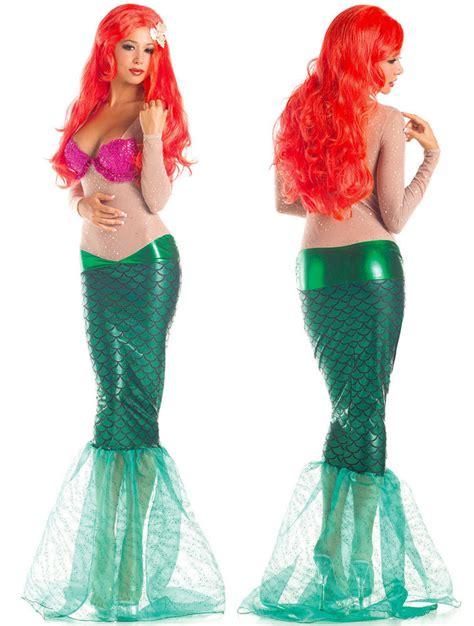 ariel mermaid costume s dress ebay