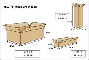 How To Measure A Box Girth Of A Box Girth Free Engine Image For User Manual