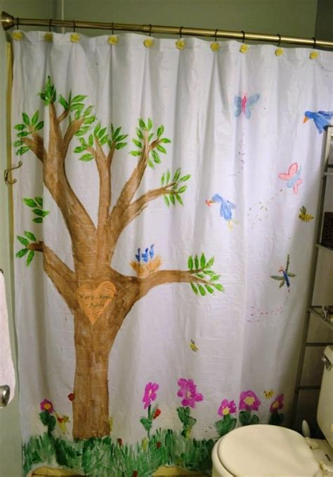 Beautiful Shower Curtains Designs 15 Wonderful Themed Shower Curtains For Kid S Bathroom Rilane