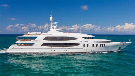 yacht yacht yacht skyfall yacht charter details trinity yachts