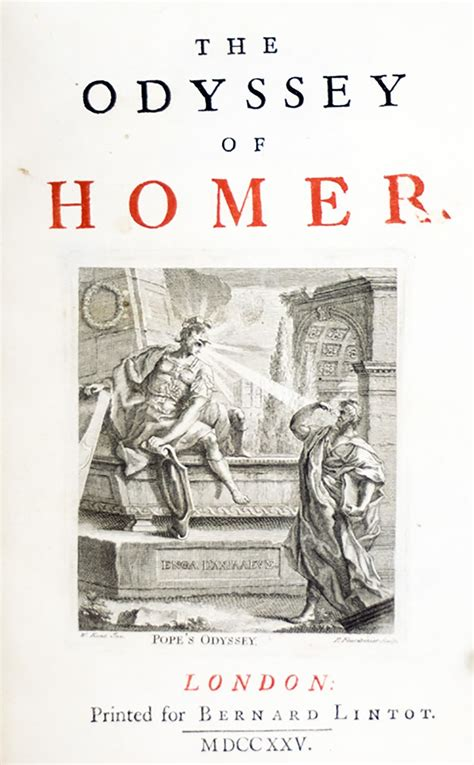 The Iliad By Homer the iliad and the odyssey homer edition pope