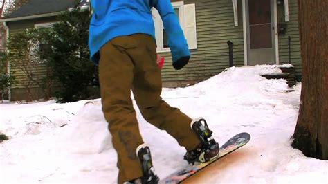 snowboard rails for backyard backyard snowboarding pvc pipe rail youtube