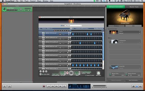 drum pattern for garageband use idrum for your drum tracks in garageband
