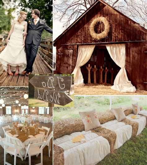 various diy country wedding decoration ideas wedding