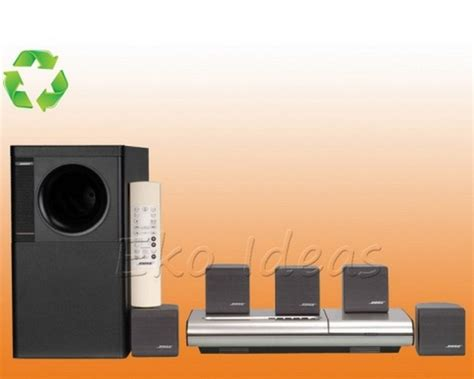 home theater system bose lifestyle ls 6 oppa bento style