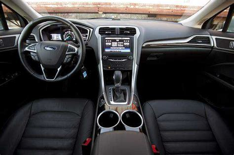 Ford Fusion 2016 Interior by 2016 Ford Fusion Specs And Price Auto Reviewz