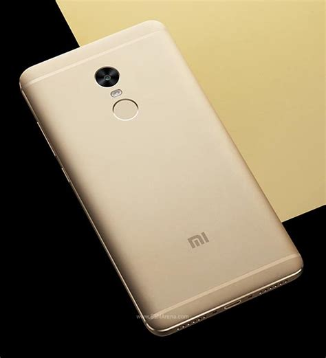 Anticrack Xiaomi Redmi Note 4 Xiaomi Redmi Note 4x xiaomi redmi note 4 mediatek pictures official photos