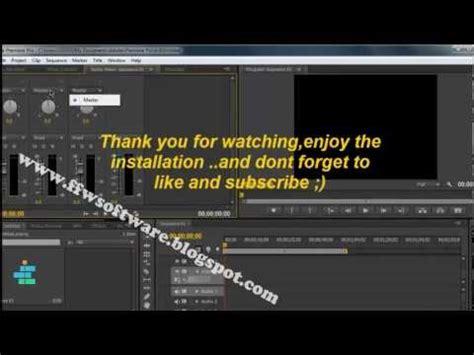 tutorial adobe premiere cs6 pdf adobe premiere pro cs6 serial number