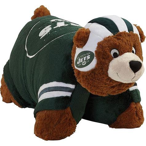 Jets Pillow Pet new york jets nfl pillow pet for football fans