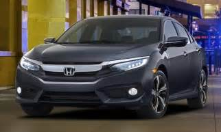 all new 2016 honda civic is most ambitious civic