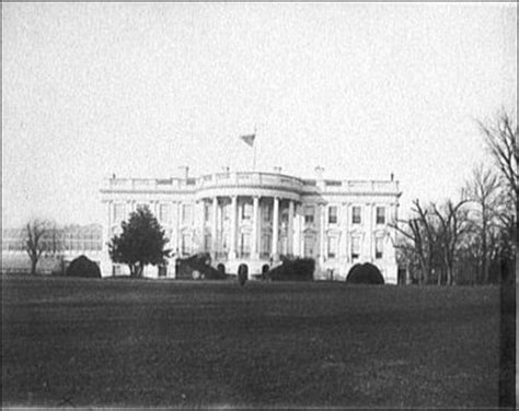 Who Made The White House by West Wing Historical Photo Essay