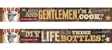 stubbs graphix design stubb s bbq on behance