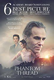 phantom thread (2017) imdb