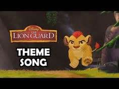 theme song lion king the lion guard tonight we strike song youtube the