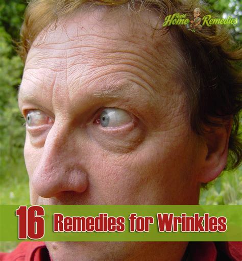 16 most effective remedies to get rid of wrinkles