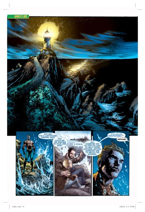 aquaman vol 1 the trench the new 52