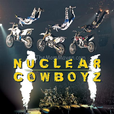 freestyle motocross nuclear cowboyz nuclear cowboyz ta ticket giveaway the mom maven