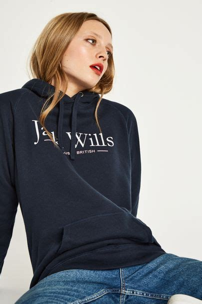 Jw Hodie clothing for style wills uk