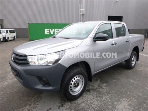 toyota up prix toyota hilux revo up cabin diesel pack